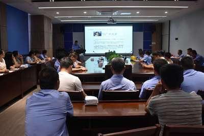 赣州欧宝体育直播app工业化开展5S现场管理培训